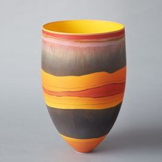 Pippin Drysdale, Marinbunga Thunderstorm, , 2014, porcelain incised with coloured glazes