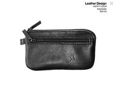 oxmox Leather Keyholder Happy Hour