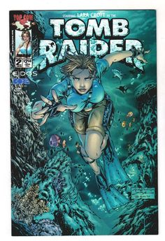 Tomb Raider Comic Stuff The series, which ran from 1999 to 2005 (in which the fiftieth and final issue was released), consisted of monthly issues published by Top Cow Productions, who secured the rights to producing comics after a long struggle. Tomb Raider Comics, Death Of Superman, Andy Park, Top Cow, Image Comics, Lara Croft, Indiana Jones, Dark Horse, New Wave