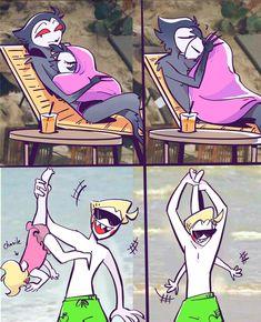 Ballora Fnaf, Boyfriend Games, Boss, Vivziepop Hazbin Hotel, Me Too Meme, Markiplier, Cartoon Wallpaper, Funny Memes, Joker