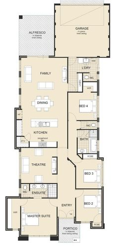 Great Living Homes design impressive and luxury 2 storey homes, if you are looking for luxury two storey homes, consider Endeavour Metro homes. Craftsman Floor Plans, Story Planning, Storey Homes, Facade House, Fashion Room, Master Suite, House Plans, Modern Design, New Homes