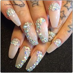 30 Magical Mermaid Nail Ideas