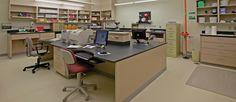 R.C. Smith Modular Laboratory Casework Systems