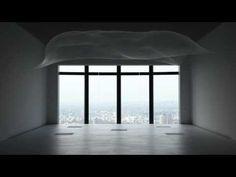 Shinji Ohmaki Liminal Air Space-Time 大巻伸嗣《リミナル・エアー スペース - タイム》 - YouTube