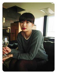 Eikura Nana / a Japanese actress (from Google search)