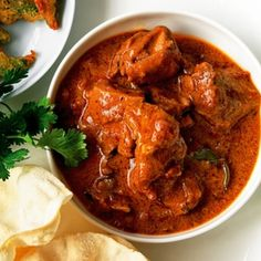 Chicken Curry with Okra Ladies' Fingers | MiNDFOOD