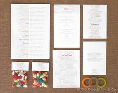 Project Party Studio: Una boda al más estilo suizo :)