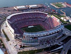 Cleveland Browns Stadium!