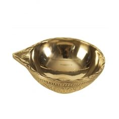 The importance of a diya in Hindu Puja rituals is immense and there is more to it than just the light and aesthetic appeal it generates. Lighting of diya symbolises the knowledge of Dharma held high like its burning flame. The online marketplace of Puja Shoppe has a range of these Puja article in exclusive designs and shapes. #BuyDiyaOnline from the e-store to decorate your prayer room and spread positive energy.