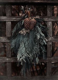 Pagans would cut evergreens and decorate the home with it rather than cut down entire trees as it was wasteful to nature.