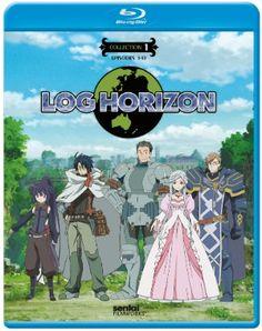 Log Horizon Blu-ray Collection 1 (Hyb) #RightStuf2014