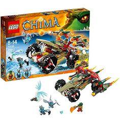 Lego Legends of Chima 70135 - Craggers Feuer-Striker Lego http://www.amazon.de/dp/B00I4IXBQU/ref=cm_sw_r_pi_dp_wWWHub0A7XMN0