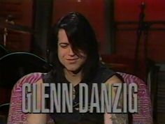 Something about that smile (so rarely seen. Danzig Misfits, Glenn Danzig, My Soulmate, Samhain, Music Love, Rock Stars, Black Magic, Music Bands, Gd