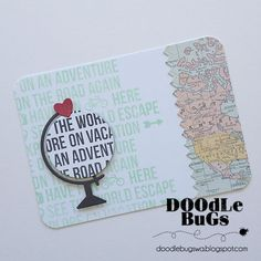 Doodlebugs: Project Life/Pocket Scrapbooking with Technique Tuesday