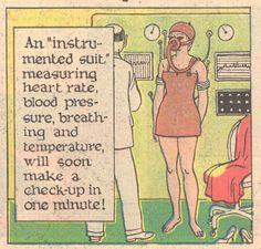 Resultado de imagen de Retro Futuristic Medical