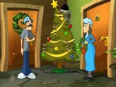 El Chavo Animado ''Regalo De Navidad''