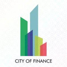 City of Finance logo by Serdal Sert