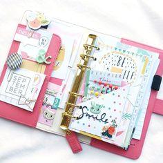 #planner by Anabelle // via Gossamer Blue