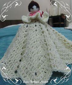 Sweet Nothings Crochet: PRINCESS BABY SNUGGLY