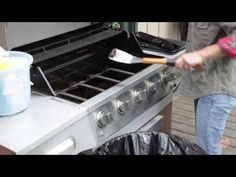 How To Clean Your Grill - Home Improvement Blog – The Apron by The Home Depot