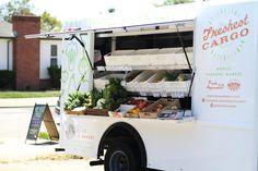 Remilla Ty | Freshest Cargo food truck design // Ah ha ha. Best food truck name ever!