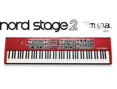 NORD STAGE 2 HA76 76 NOTE KEYBOARD WITH HAMMER ACTION - NEW MODEL - Keyboard Workstations - Keyboards - Keyboards | NZ Rockshop