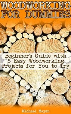 25 Simple and easy woodworking projects that won't take an engineering degree or years of experience to accomplish. Check it out and become inspired.