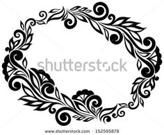 Stock Images similar to ID 132240020 - beautiful black and white...
