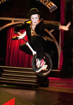 circus unicycle - Google Search