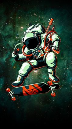 * Wallpapers Phone Generator: Wallpapers Iphone 6 Doctor Who Graffiti Wallpaper, Wallpaper Space, Galaxy Wallpaper, Cartoon Wallpaper, Graffiti Art, Iphone Wallpaper, Wallpaper Wallpapers, Astronaut Illustration, Space Illustration