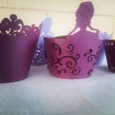 Sofia the first Cupcake Wrappers by MemoriesBlossom on Etsy, $8.00