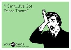 Dance Trance. Good way to get moving #FITTallahassee