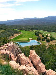 Paa-Ko Ridge Golf Club - New Mexico, USA