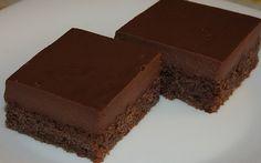 Real chocolate cake