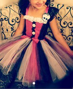 Monster High's Draculaura Tutu Dress by SomethingBoutGlitter