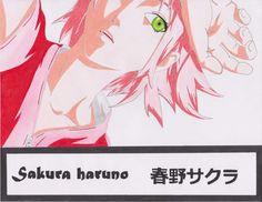 Sakura Haruno - 春野サクラ Anime👉 Naruto Shippuden