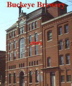 Buckeye Brewery, 1950s.  via Buckeye Beer Toledo Ohio