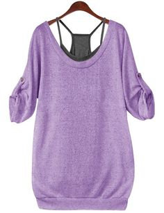SHARE & Get it FREE | Stylish Scoop Neck Half Sleeve Lace-Up Hollow Out T-Shirt + Solid Color Tank Top Twinset For WomenFor Fashion Lovers only:80,000+ Items • New Arrivals Daily • Affordable Casual to Chic for Every Occasion Join Sammydress: Get YOUR $50 NOW!