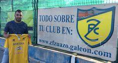 Fútbol   Alain Alonso seguirá una temporada más al frente del Zuazo tras subir a Primera Regional