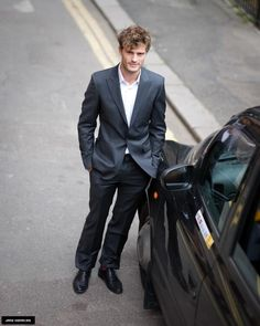 Fifty Shades Of Grey Movie Jamie Dornan - somehow I missed this little gem