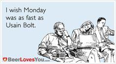 Monday wish! #BeerLovesYou