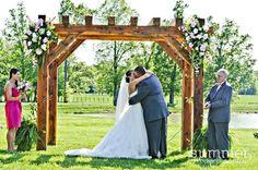 The Farm at Brusharbor Rustic Chic Wedding & Event Venue Mount Pleasant, NC just minutes from Charlotte, NC #rusticweddingchic #burlap #ncwedding #bride #barn #barnwedding #barnreception #mrs #wedding #thefarmatbrusharbor #southernwedding #carolinabride Summer Herlocker Photography