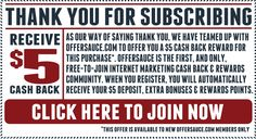 Thank You for Subscribing Affiliate Marketing, Social Media Marketing, Make Money Online, How To Make Money, Fast Cash, Pinterest For Business, Pinterest Marketing, Free Money, Earn Money