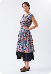 Image of Ethel Triangle Dress