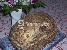 Velmi chutný moučník, který zvládne s domácí pekárnou každý. Vareni.cz - recepty, tipy a články o vaření. Bread, Recipes, Food, Brot, Essen, Baking, Meals, Breads, Eten