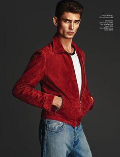 VNY Models: Arthur gosse
