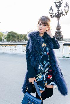 Maje Dress French Fashion | Jenny of Margo & Me