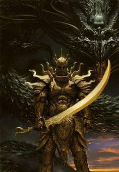 Lost forever to the stained corners of the world, Patrokolos the Golden Hydra was a hero who fought for a long lost King.