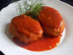 magiczna kuchnia Kasi: Gołąbki bez zawijania