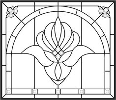 stained glass pattern - Google Search
